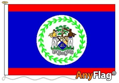 - BELIZE ANYFLAG RANGE - VARIOUS SIZES